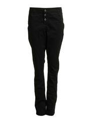 CILA BOYFRIEND PANT P0002 - Black