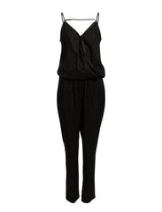 RALIK JUMPSUIT/KA - Black
