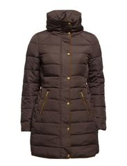 LONAR NEW PADDED COAT - Mulch