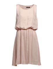 MIAO S/L DRESS - Cameo Rose