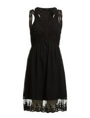 SURINA S/L DRESS - Black
