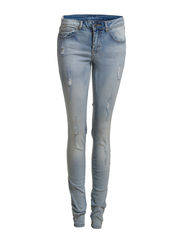 CRUSH 5P SKINNY HK0021 LB - Light Blue Denim
