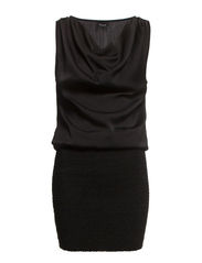 VIPIXELL S/L DRESS - Black