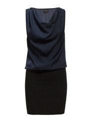 VIPIXELL S/L DRESS - Black