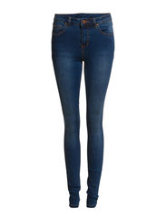 PREP 5P SKINNY HK0009 - Dark Blue Denim
