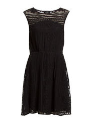 VIALBERTE DRESS - Black