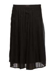 VIPLISSE SKIRT - Black