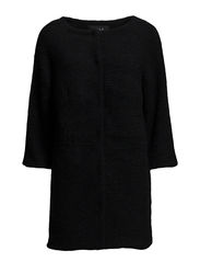 VIGAME COAT - Black