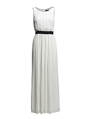 VITESS S/L LONG DRESS - Snow White