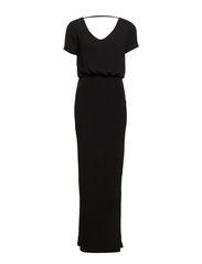 VIGLITSAY DRESS #G - Black