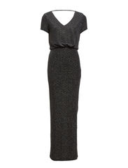 VIGLITSAY DRESS #G - Black