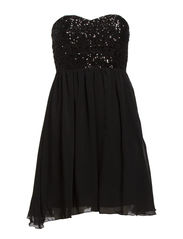 VISOFILLA DRESS/1 - Black