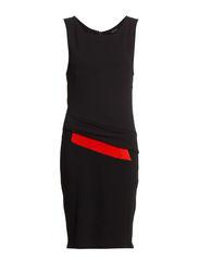 VIGRAPE DRESS - Black