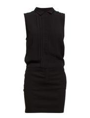 VIGONOLA DRESS - Black