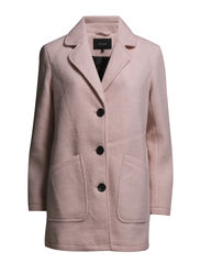 VIPEACHA COAT - Peach Blush