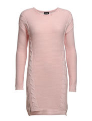 VIMANO KNIT DRESS - Blushing Bride