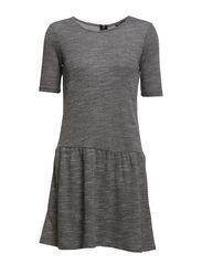 VIFELA DRESS - Black