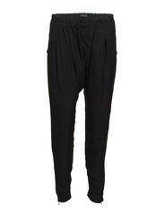 VINEA HAREM PANT SOLID/1 - Black