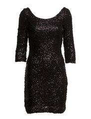 VIODINIO DRESS/1 - Black