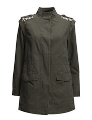 VICOGNATE JACKET - Ivy Green
