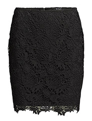 VIULRIKKE SKIRT - Black