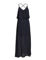 VIJUPI MAXI DRESS - Black Iris