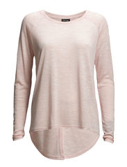 VINIANNA L/S TOP - Rose Shadow
