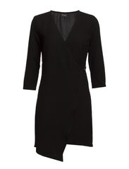 VISMILLA DRESS - Black