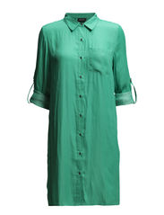 VIGRIAZ LONG SHIRT - Deep Green