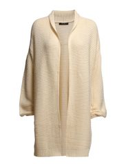 VINOELLA KNIT CARDIGAN - Birch