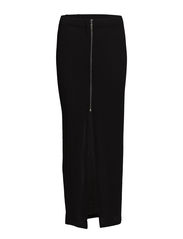 VISAIL MAXI SKIRT - Black