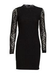 VIGABY DRESS - Black