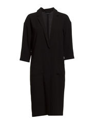 VILOWN LONG BLAZER - Black
