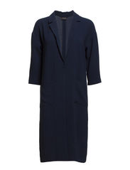 VILOWN LONG BLAZER - Black Iris