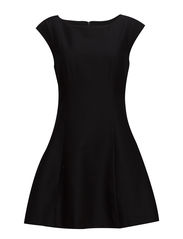VIVINELLA DRESS - Black