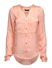 VILOTTIE SHIRT/1 - Apricot Blush