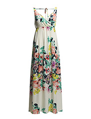 VIBOTANICA MAXI DRESS - Pristine