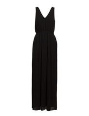 VITESS S/L LONG NEW DRESS - Black