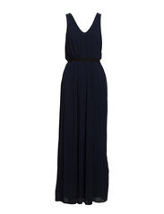 VITESS S/L LONG NEW DRESS - Black Iris