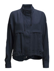 VIMORE JACKET - Black Iris