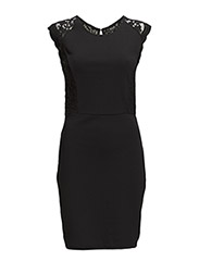 VIBETTER DRESS - Black