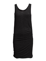 VISTYLA DRESS - Black