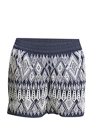 VIETSY SHORTS#G - Black Iris