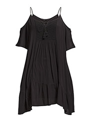 VINDIS DRESS - Black