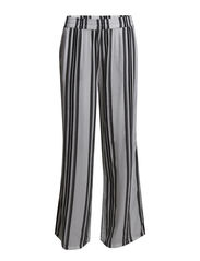 VISTRIPY WIDE PANT - Snow White