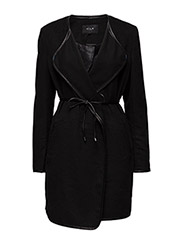 VICHIC COAT#G - Black