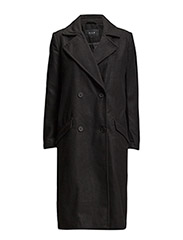 VIJACKIE COAT - BLACK