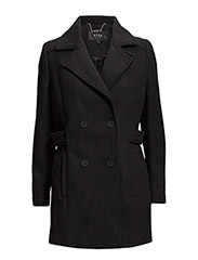 VISOUND COAT - Black