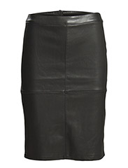 VIPEN NEW SKIRT-NOOS - BLACK