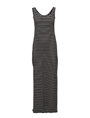 VIHONESTY NEW MAXI DRESS-NOOS - BLACK